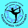 Certified Sun Power Yoga Teacher